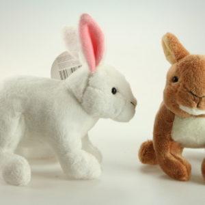 Plyš králík