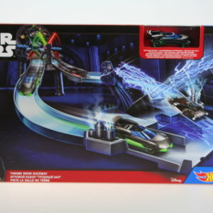 Hot Wheels Star Wars set autíčko s tratí CHB13