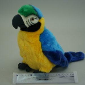 Plyš Papoušek