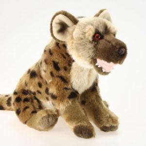 Plyš hyena