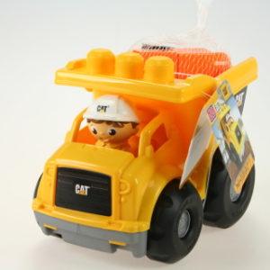 Mega Bloks CAT náklaďák CND88