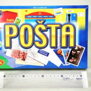 Hra Pošta