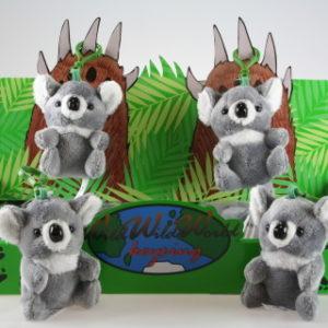 Plyš Koala klíčenka 24/bal
