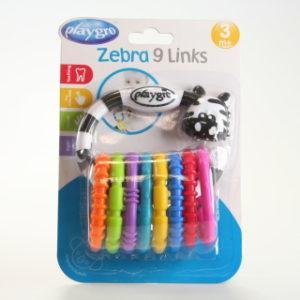 PG - Zebra s kroužky