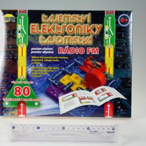 Elektronická sada - Rádio FM
