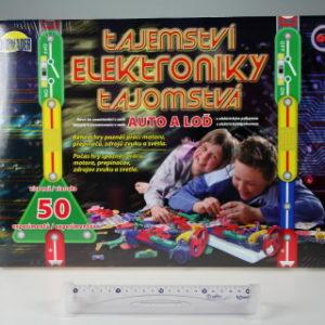 Elektronická sada - 50 experimentů