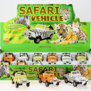 Safari jeep 12/balení
