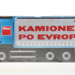 Hra kamionem po Evropě TV 1.10.-31.12.2016
