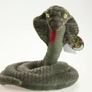 Plyš Kobra