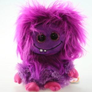 Frizzys LOLA 15 cm - purpurová
