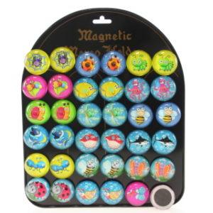 Magnety Veselá zvířátka 36/bal