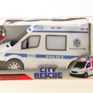 Policie baterie