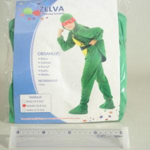 Šaty Želva 110-120 cm