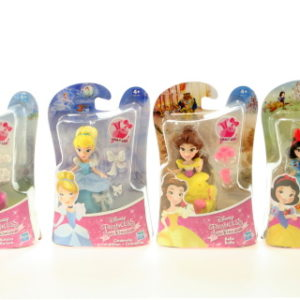 Disney Princess Mini panenka TV 1.10-31.12.2016