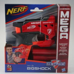 Nefr Mega nejmenší mega pistole