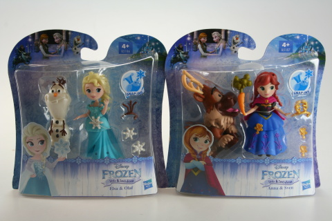 Frozen Malá panenka s kamarádem TV 1.11 - 31.12.2016