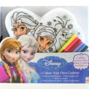 Vybarvi si polštářek Frozen