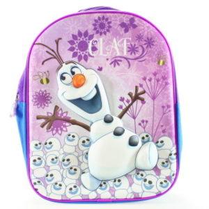 Batoh 3D Olaf Frozen
