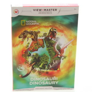 VM Zážitkový balíček: dinosauři DTN70  TV 1.10.-31.12.2016
