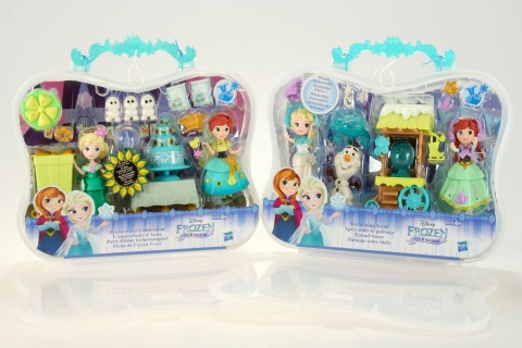 Frozen Malá panenka hrací set TV 1.11 - 31.12.2016