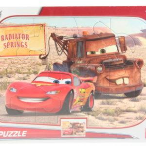DPZ 12 tvary Cars: Blesk a Burák