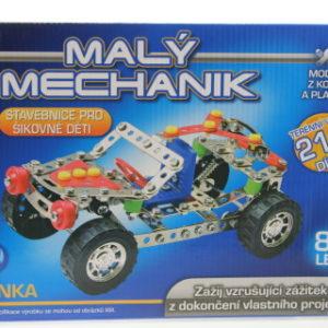 Malý mechanik Terénní vůz