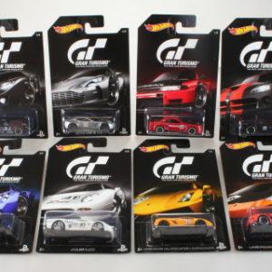 Hot Wheels angličák Grand Turismo DJL12