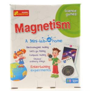 Domácí minilaboratoř - magnetismus