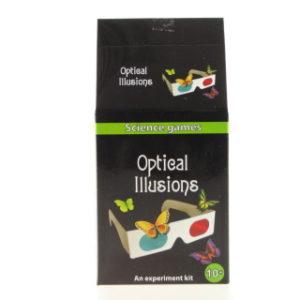 Mini fyzická sada - optické klamy
