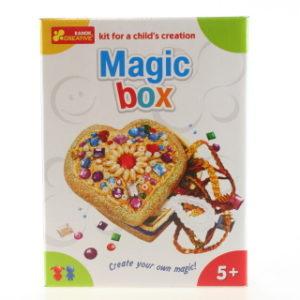 Vytvoř si magickou krabičku