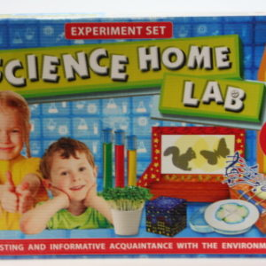 Domácí laboratoř - příroda, chemie, fyzika
