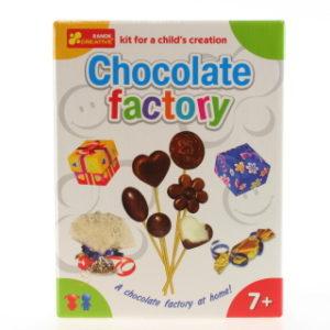 Sada na výrobu čokolády