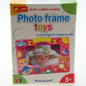 Výroba fotorámečku - hračky a zvířátka