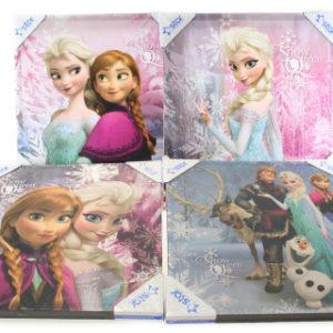 Obraz plátno Frozen velký