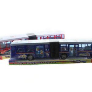Autobus harmonika velký