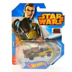 Hot Wheels Star Wars autíčko CGW35 - Kanan