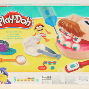 Play Doh Zubař TV 1.8. - 31.12.2016
