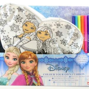 Frozen vybarvovací polštářek