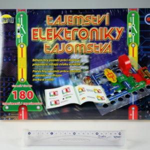 Elektronická sada - 180 experimentů