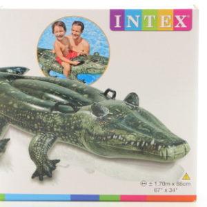 INTEX Nafukovací aligátor do bazénu 57551