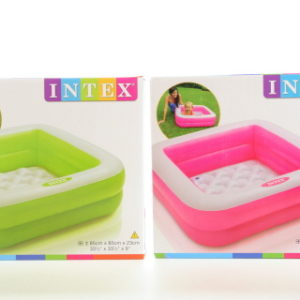 INTEX Bazének 85x85x23cm 57100