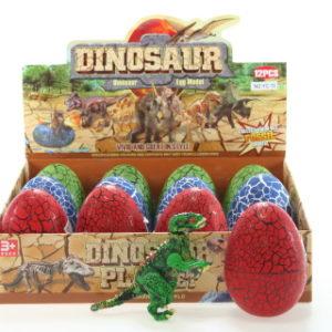 Skládací Dinosaurus vejce 12/bal