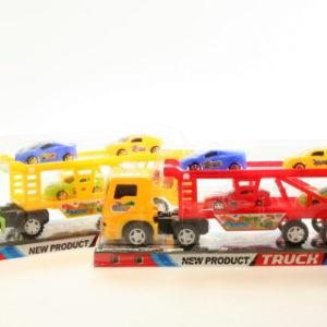 Kamion s autíčky setrvačník