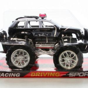 Policejní auto terénní