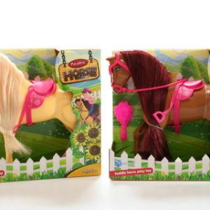 Kůň s hřebínkem