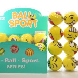 Veselé míčky 24ks/bal