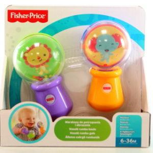 Fisher Price Dětské rumba koule DMC42