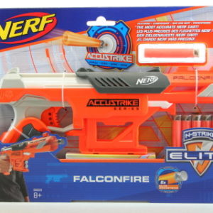 Nerf Accustrike FalconFire TV 1.2.- 30.3.2017