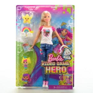 Barbie Ve světě her s Emoji DTV96