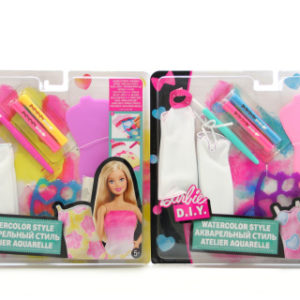 Barbie D.I.Y akvarelové návrhářství DWK52 TV 1.4.-30.5.2017